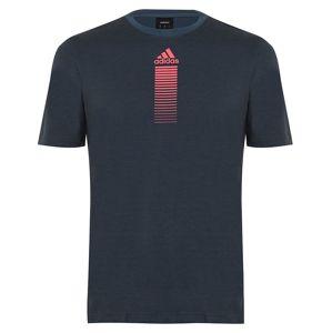 Pánske pohodlné tričko Adidas vel. 2X L
