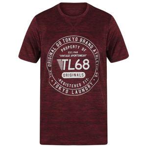 Pánske voĺnočasové tričko Tokyo Laundry vel. 2XL