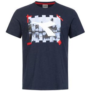 Pánske voĺnočasové tričko Diadora vel. S
