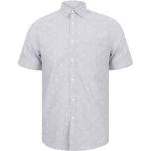 Pánska košeĺa s krátkym rukávom Tokyo Laundry vel. XL