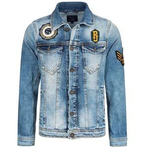 Detská džínsová bunda vel. 116