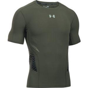 Pánske kompresné tričko Under Armour HG Armour Zone Comp SS vel. S