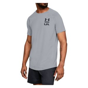 Pánske tričko Under Armour MK1 SS Logo Graphic vel. L