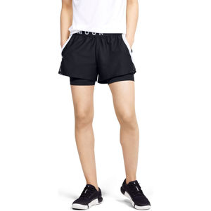 Dámske kraťasy Under Armour Play Up 2-in-1 Shorts vel. L