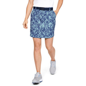 Dámska sukňa Under Armour Links Woven Printed Skort vel. 14
