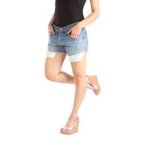 Dámske jeansové šortky Diesel II. akosť vel. W 32