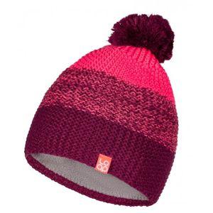 Zimná čiapka s brmbolcami Loap vel. obvod 52 cm