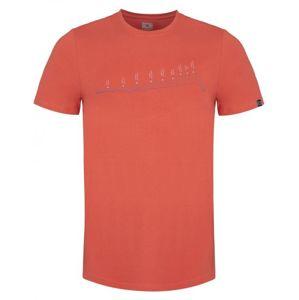 Pánske voĺnočasové tričko Loap vel. M