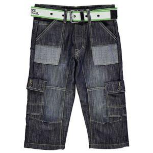 Chlepecké štýlové 3/4 nohavice No Fear vel. XLB 13 rokov