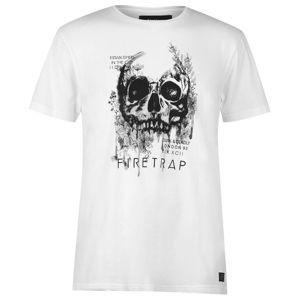 Pánske moderné tričko Firetrap vel. S