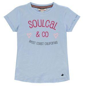 Dievčenské tričko SoulCal vel. 11 - 12 rokov, 146 - 152 cm
