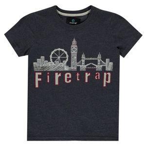 Chlapčenské tričko Firetrap vel. 11 - 12 rokov, 152 cm