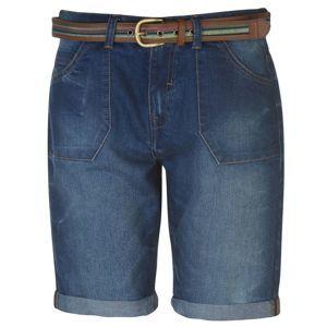 Dámske jeansové šortky SoulCal vel. L