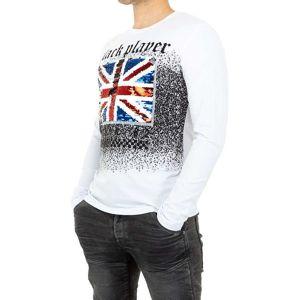 Pánske voĺnočasové tričko Black Eagle vel. 44/46/S