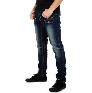 Pánske džínsy modré vel. W31