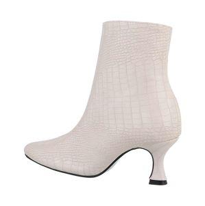 Dámske členkové topánky na podpätku Damen vel. 40