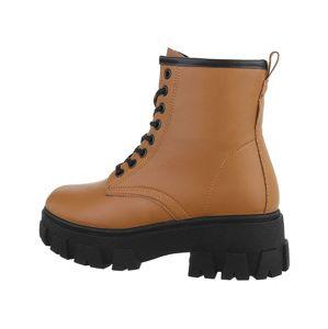 Dámske šnurovacie členkové topánky vel. 41