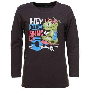 Chlapčenské bavlnené tričko vel. 110