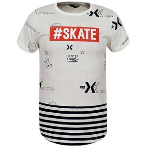 Chlapčenské bavlnené tričko vel. 140