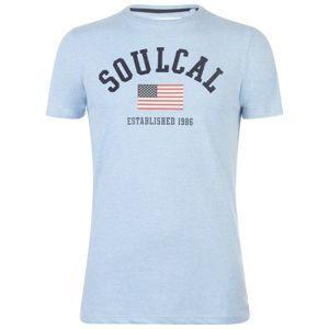 Pánske voĺnočasové tričko SoulCal vel. XL