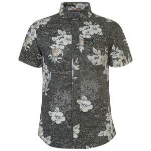 Pánska košeĺa s krátkym rukávom SoulCal vel. XL