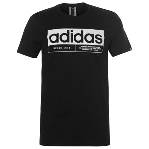 Pánske pohodlné tričko Adidas vel. L