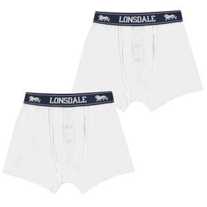 Chlapčenské štýlové boxerky Lonsdale vel. 11-12 rokov, 152 cm
