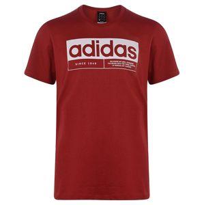 Pánske voĺnočasové tričko Adidas vel. L