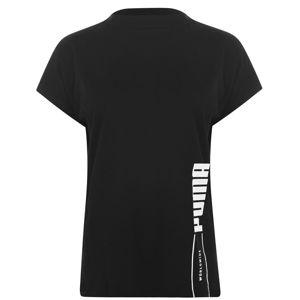 Dámske voĺnočasové tričko Puma vel. XS
