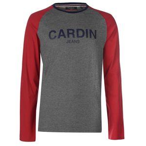 Pánske tričko s dlhým rukávom Pierre Cardin vel. X L