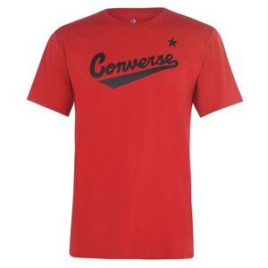 Pánske štýlové tričko Converse vel. X L