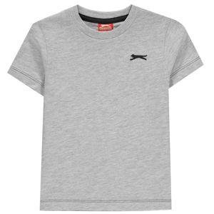 Chlapčenské voĺnočasové tričko Slazenger vel. 3-4 Yrs