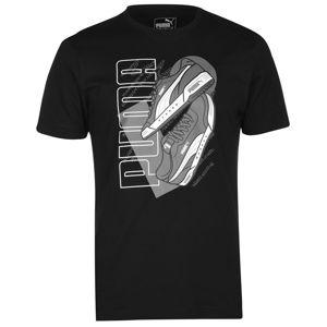 Pánske voĺnočasové tričko Puma vel. 2XL