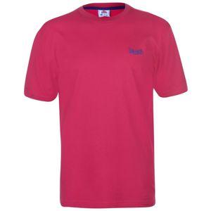Pánske voĺnočasové tričko Lonsdale vel. XL