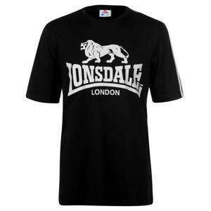 Pánske voĺnočasové tričko Lonsdale vel. M