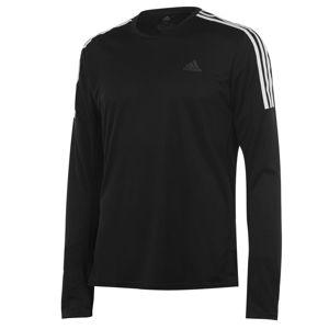 Pánske športové tričko s dlhým rukávemAdidas vel. X S
