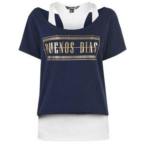 Dámske fashion tričko Golddigga vel. S