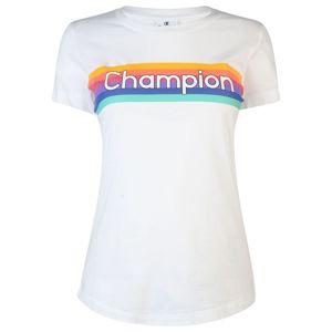 Dámske bavlnené tričko Champion vel. L