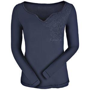 Dámske tričko s dlhým rukávom Alpine Pro vel. L