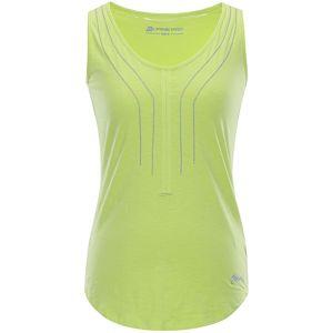 Dámske tričko bez rukávov Alpine Pro vel. XL