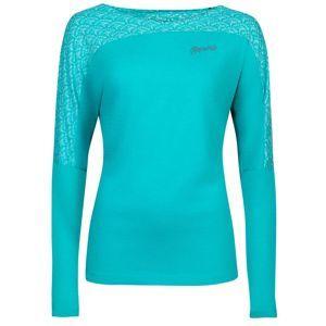 Dámske tričko s dlhým rukávom Alpine Pro vel. XL