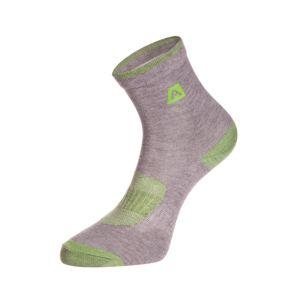 Detské ponožky Alpine Pro vel. L