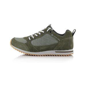 Kožená obuv s antibakteriálnou stielkou Alpine Pro vel. 43