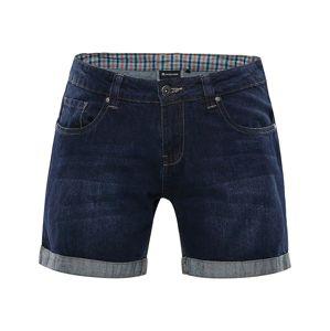 Dámske šortky jeans Alpine Pro vel. 48