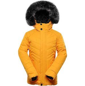Detská zimná bunda s membránou ptx Alpine Pro vel. 116-122