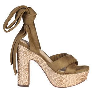 Dámske štýlové topánky na podpätku Ana Lublin vel. EUR 36, UK 3,5