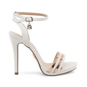Dámske sandále na podpätku Laura Biagiotti vel. EUR 38, UK 5