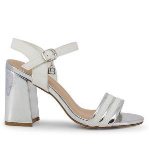 Dámske topánky na podpätku Laura Biagiotti vel. EUR 40, UK 6,5