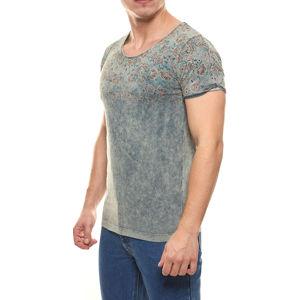 Pánske štýlové tričko Tazzio Fashion vel. L