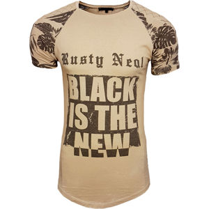 Pánske štýlové tričko RUSTY NEAL vel. M